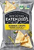 Cheap Off the Eaten Path Rosemary & Olive Oi Flavored Hummus Crisps, 1.25 Ounce (Pack of 16)
