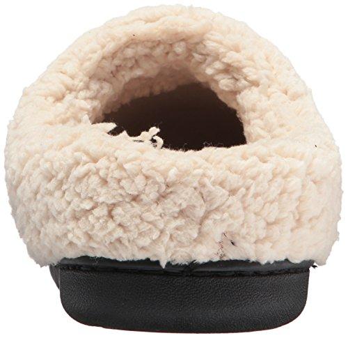 Clog Women's Sweater Dearfoams Textured Knit Peacoat wIvYZwqgxP