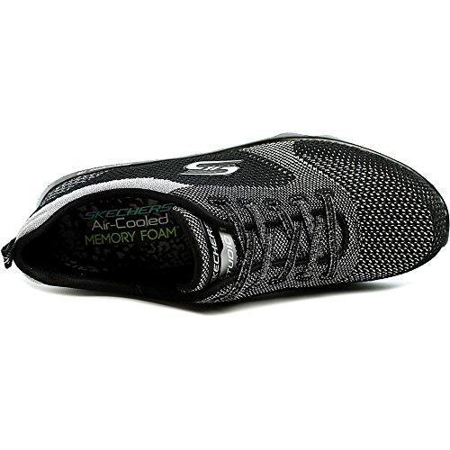 clearance official site Skechers Sport Women's Studio Burst Virtual Reality Fashion Sneaker Black/Silver prices discount websites cheap sale visit new cheap sale footlocker finishline wb9QkeA