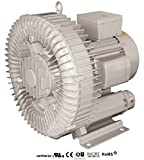 Pacific Regenerative Blower PB-501 (HRB-501), Ring, Side channel, Vacuum Pressure Blowers