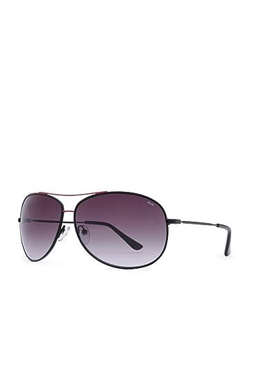 Fila Gafas de Sol, Color: Púrpura, Tamaño: 67: Amazon.es ...