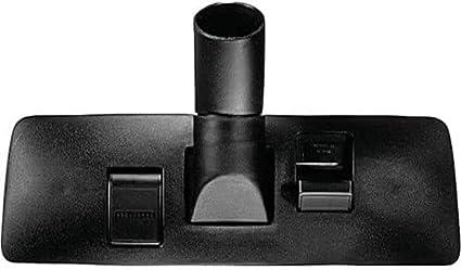 Compatibile con Bosch Siemens AEG Quigg K/ärcher Fakir EIO Samsung Panasonic Clatronic Einhell Dirt Devil Maxorado 2 ugelli Bocchetta combinata per aspirapolvere 35 mm