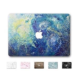 """DowBier MacBook Decal Vinyl Skin Sticker Cover Anti-Scratch Decal For Apple Macbook (MacBook Pro 13""""/Inch Retina(A1425,A1502), Night Sky)"""
