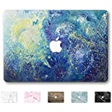 "DowBier MacBook Aufkleber Vinyl Haut Aufkleber Anti-Scratch Aufkleber für Apple MacBook (MacBook Pro 13""/inch Retina(A1425,A1502), Night Sky)"