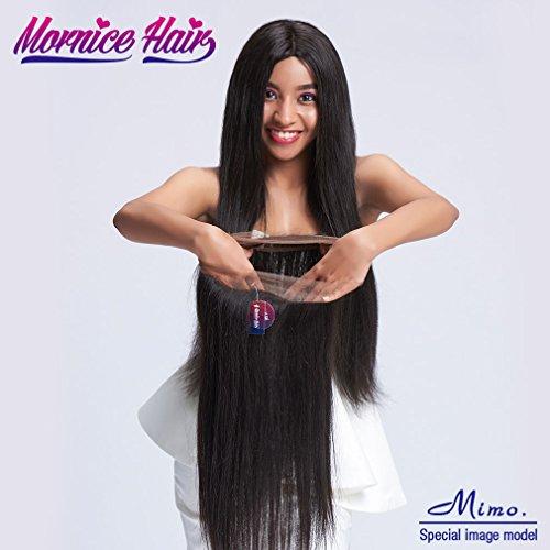 Frontal Straight Mornice Hair Brazilian