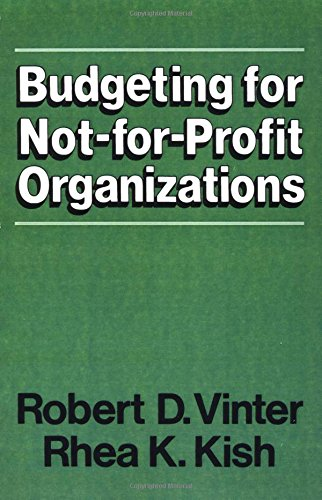 Read Online Budgeting for Not-for-Profit Organizations ebook