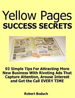 Yellow Pages Ebook