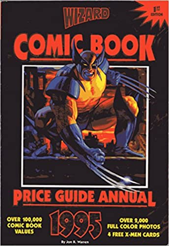 free comic book price guide uk