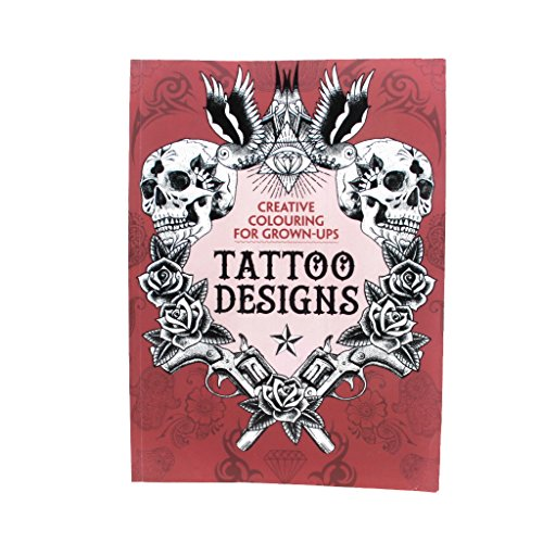 CUTICATE Tattoo Design Flash Reference Book Tattooing Dragon Skull Snake Wolf