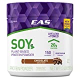 EAS Soy Protein Powder, Chocolate, 1.3 Pound Review