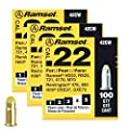 Lot of 3 ITW Brands Ramset Powerder Load 0.22 Caliber Yellow 100/Pack