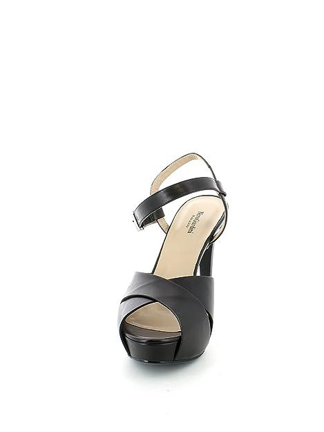 Venta Más Reciente Nero Giardini sandalo elegante con tacco alto P717900DE 100 LEON NERO TPU ESMERALDA NERO nuova collezione primavera estate 2017 (35) Fechas De Liberación Baratas Venta Ef6Zt5j