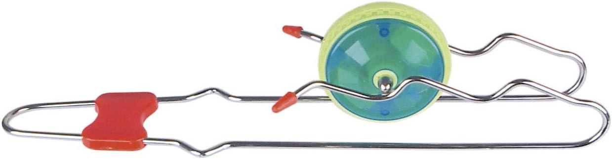 Toysmith Light-Up Rail Twirler Colors May Vary