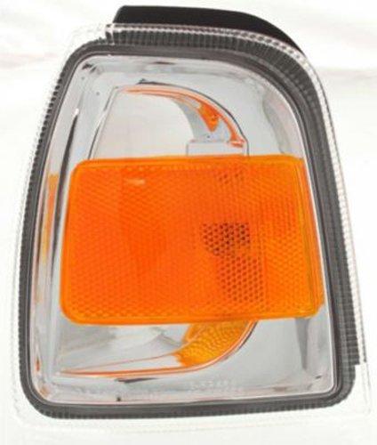 Crash Parts Plus Driver Side CAPA/DOT/SAE Corner Light for 06-11 Ford Ranger FO2530171C 4333259318
