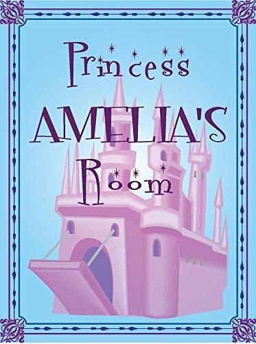 Amelia Palace - Princess AMELIA room castle design 7
