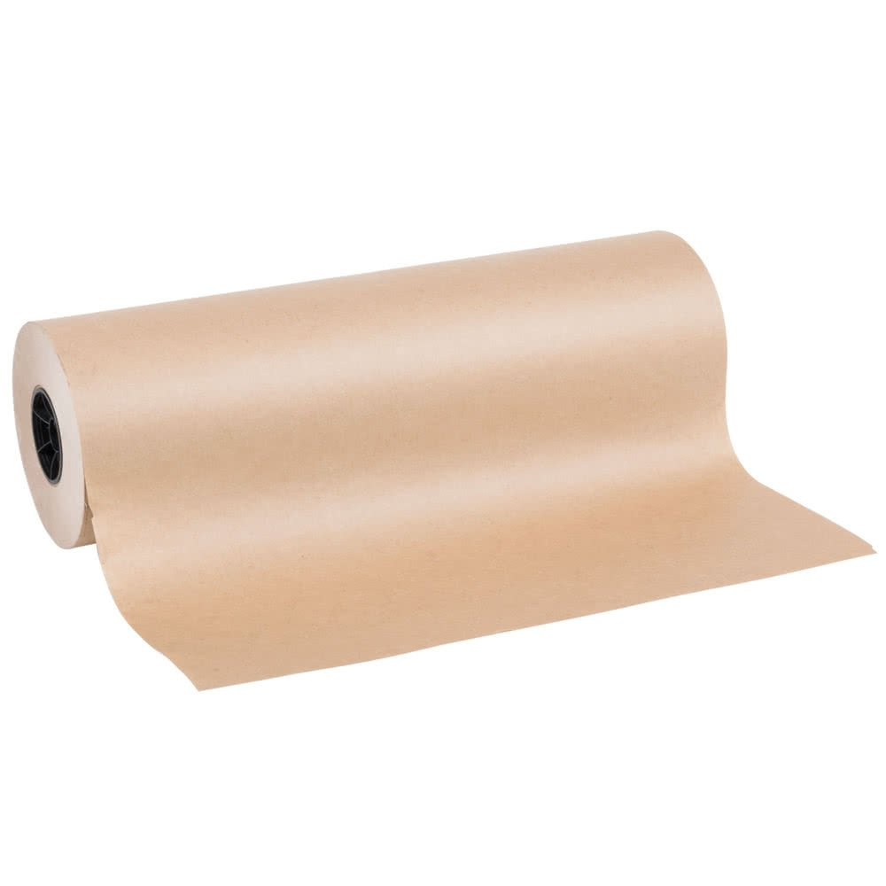 184024 24'' EcoCraft Freezer Paper - 1000 Feet By TableTop King