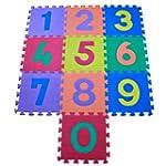 TLCmat� Soft Foam Play Mat Puzzle Jig...