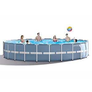 Intex 24ft X 52in Prism Frame Pool Set