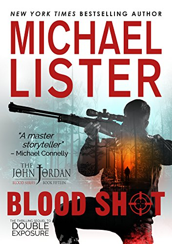 Blood Shot (John Jordan Mysteries Book 15) cover