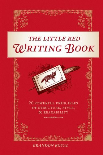 (The Little Red Writing Book by Royal, Brandon 1st (first) Pbk edition [Paperback(2007)])