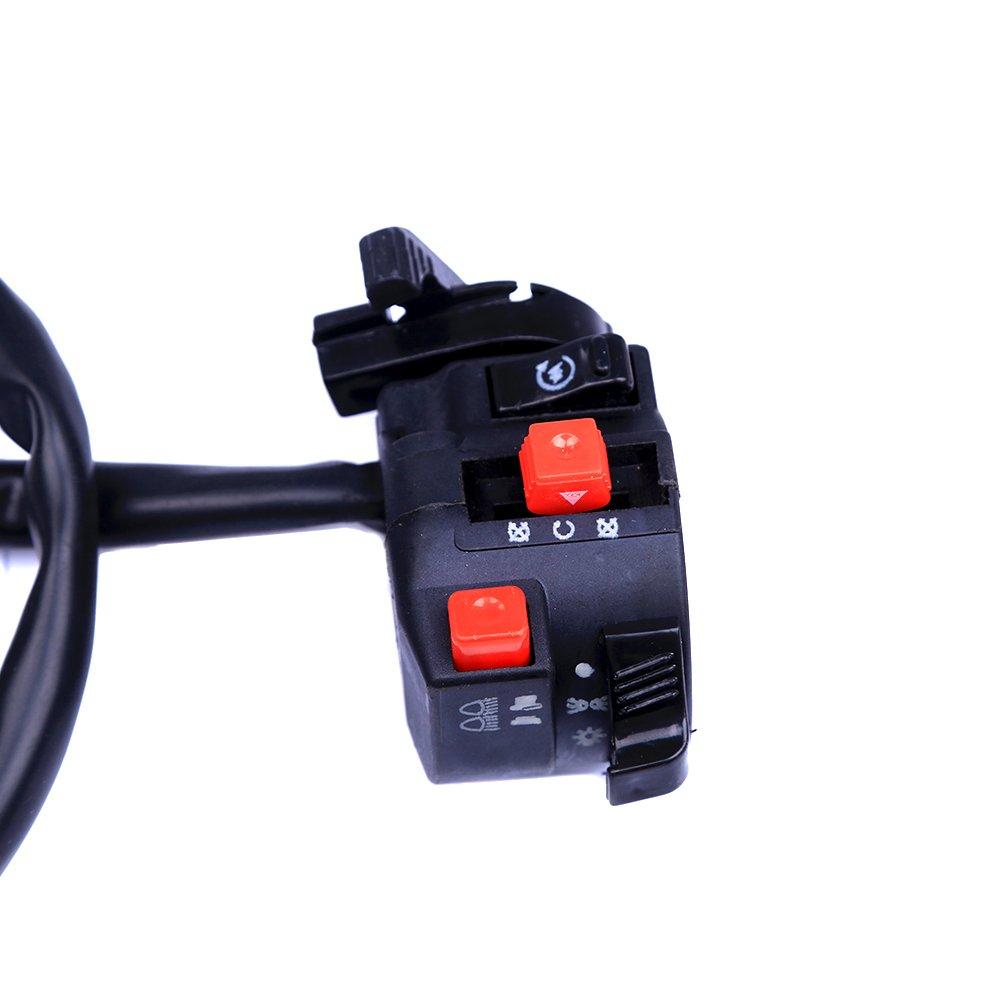 Complete Electrics Atv Quad 200 250cc Wiring Harness Redcat 50cc Dirt Bike Diagram Cdi 3 Holes Automotive