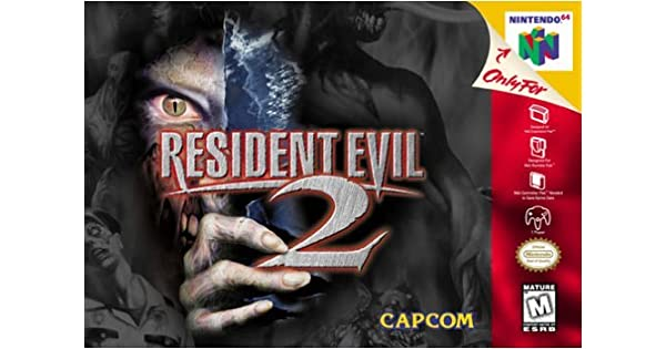 Amazon com: Resident Evil 2: Video Games