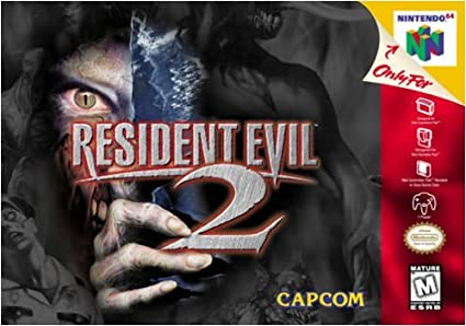 Amazon com: Resident Evil 2: Video Games