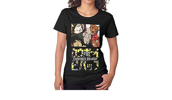 DIRT BIKE Collection  Cowboy Bebop Coolmax T-Shirt for Women