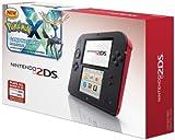 2ds Nintendo Bundle Best Deals - Nintendo 2DS Crimson Red With Pre-installed Pokémon X Game