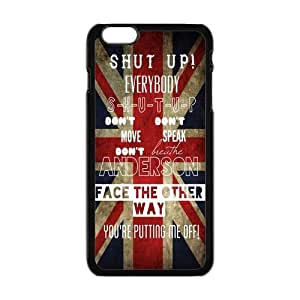 Danny Store Hardshell Cell Phone Cover Case for New iphone 4s), Shut Up