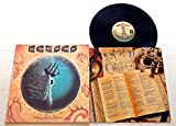Kansas POINT OF KNOW RETURN (TWO22) - Kirshner Records 1977 - USED Vinyl LP Record - 1977 Pressing - STERLING -