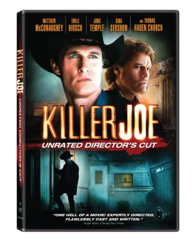 Check expert advices for killer joe unrated dvd?