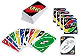 Uno Card Game - Pack of 6