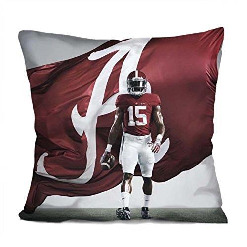 Damuyas ALABAMA FOOTBALL Decorative Throw Pillow Case Cushion 18