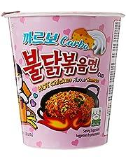Samyang  Hot Chicken Carbonara Ramen Cup, 80g