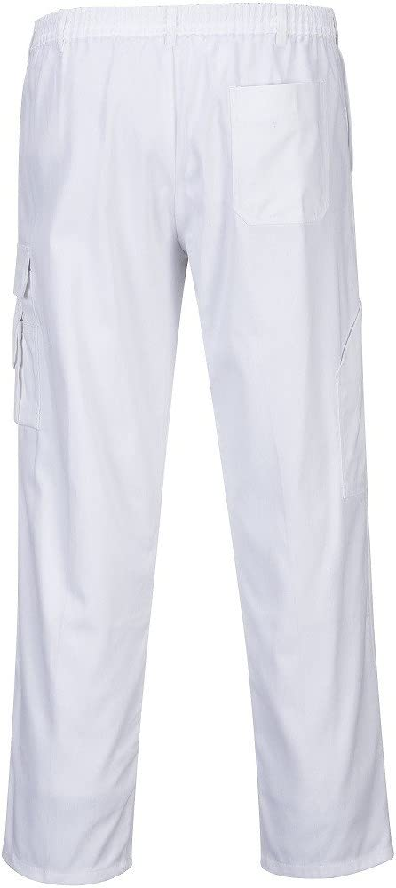 talla 3 XL color Blanco pintores Pantalones Portwest S817