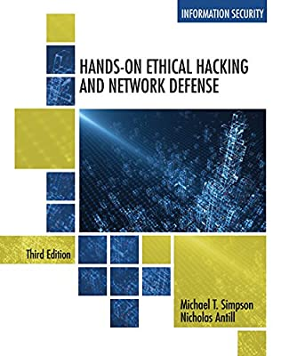 Hands-On Ethical Hacking and Network Defense