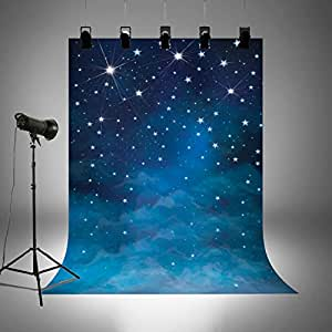 Amazon Com Backdrops For Star Wars Themed Party Pictures Kids Birthday Harry Potter Themed