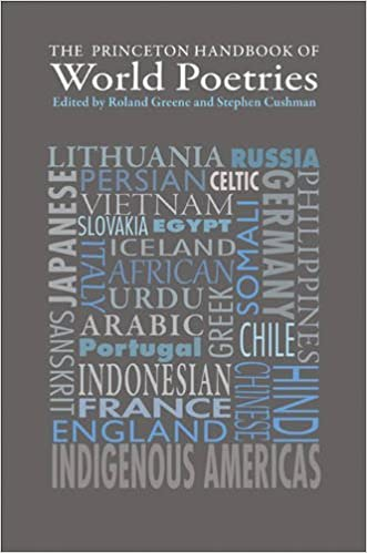 Download PDF The Princeton Handbook of World Poetries