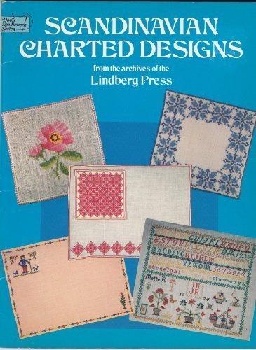 (Scandinavian Charted Designs (Cross Stitch, Needlepoint) (Dover Needlework) by Lindberg Press (1978-08-05))