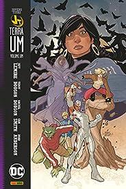 Jovens Titãs Terra Um Vol. 1