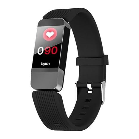 Fitness Reloj Inteligente Reloj de Pulsera B1 de la Pantalla Fintness Tracker Sport Smart Pulsera con