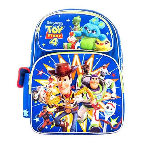 Disney Toy Story 4 Kids Backpack Toddler Bag 16