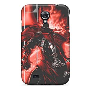 Ultra Slim Fit Hard Lawshop Case Cover Specially Made For Galaxy S4- Spawn I4