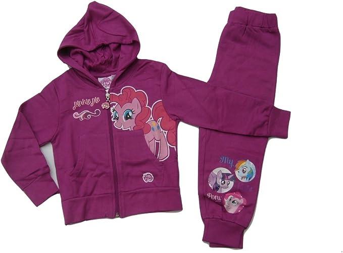 My Little Pony - Chándal - para niña: Amazon.es: Ropa y accesorios