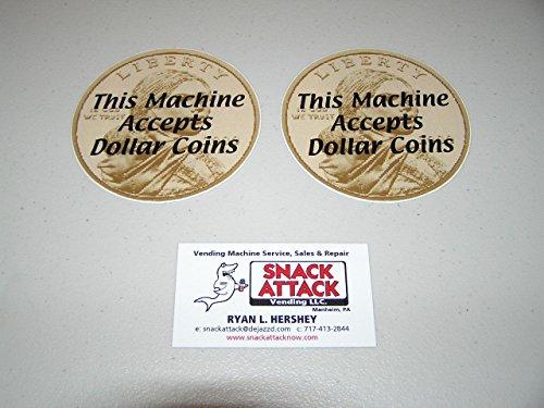 vending machine decals - 2