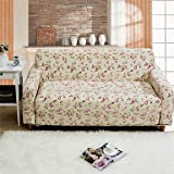 WWQY Minimalist style all inclusive multifunctional sofa sofa slide stretch fabric with elasticity a solid color , loveseat