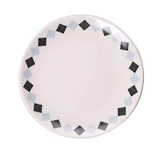 Set de 2 platos de cerámica hermosa plato de platos de carne (de ...