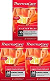 (3 Pack) - ThermaCare Lower Back Heat Wrap (3 Bundle)