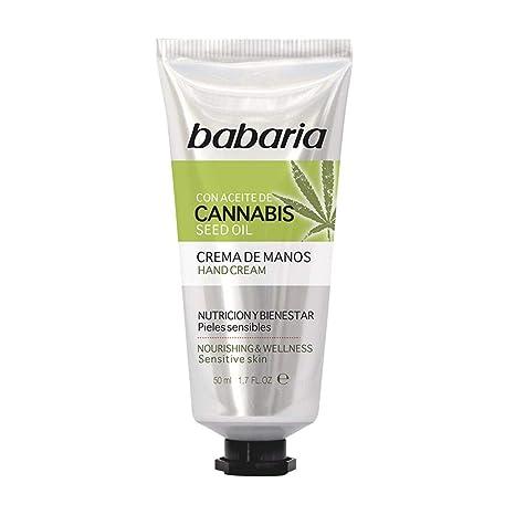 babaria Cannabis Handcreme 50 ml